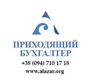 Бухгалтерские услуги,  приходящий бухгалтер,  бухгалтерский аутсорсинг